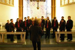 Cantare während des Konzerts